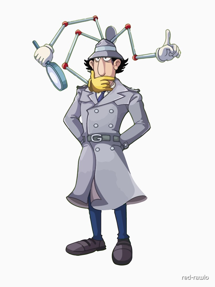 """""""Inspector Gadget"""" T-shirt by red-rawlo 