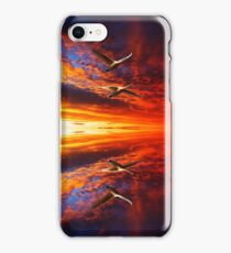 Swan Song iPhone Case/Skin