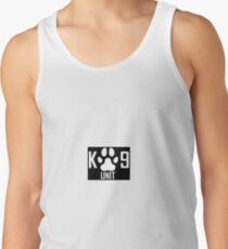 K 9 UNIT  Men's Tank Top