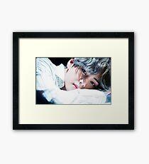 Taehyung Framed Print