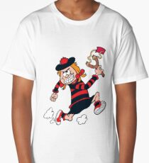 Minnie the Minx Long T-Shirt