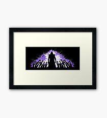 The undertaker - death battle Framed Print