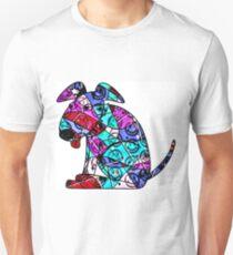 Pop art doggy T-Shirt