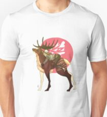 Deer Sweet Little Cole Unisex T-Shirt