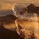 Misty Mountain by © Kira Bodensted