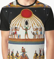 EGYPTIAN GODS Graphic T-Shirt