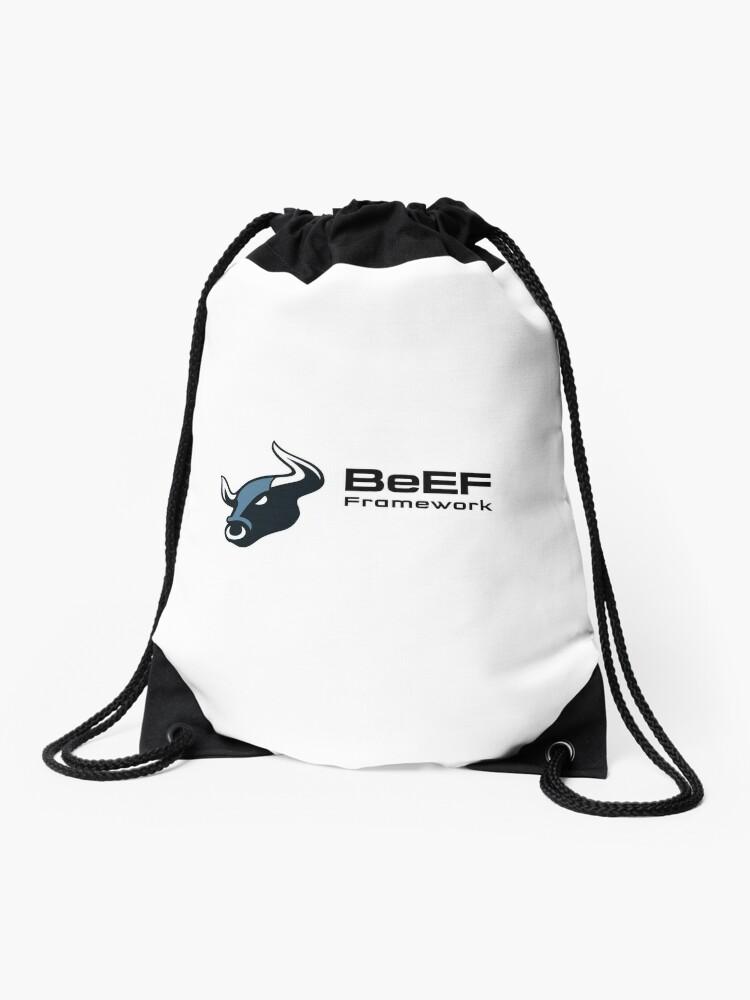 BeEf Framework | Drawstring Bag