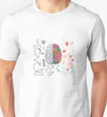 Functions Of The Brain T-Shirt