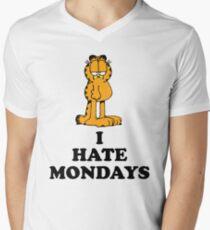 I hate Mondays Men's V-Neck T-Shirt