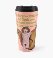 Buffalo Bill Travel Mug