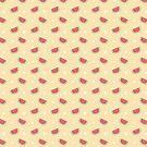 Kawaii watermelon pattern by juiceforb