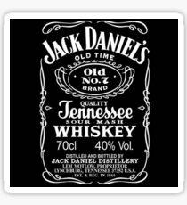 Jack Daniel's Sticker