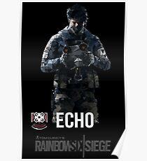 Echo   R6 Operator Series Poster