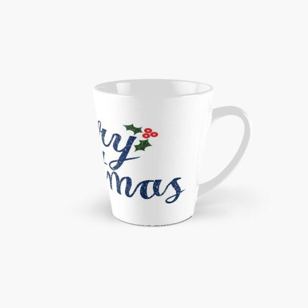 Merry Christmas Tall Mug