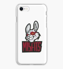 Misfits | 2017 World Championship | League of Legends iPhone Case/Skin