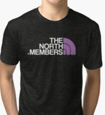 The North Members Tri-blend T-Shirt