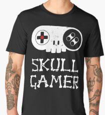Skull Gamer Men's Premium T-Shirt