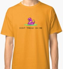 Dont Tread on Ekans Classic T-Shirt