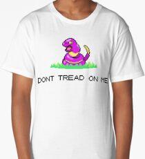 Dont Tread on Ekans Long T-Shirt