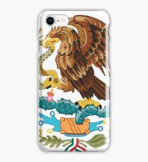 Escudo Mexicano iPhone Case/Skin