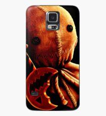 Trick 'r Treat Halloween Mashup T-Shirt Case/Skin for Samsung Galaxy