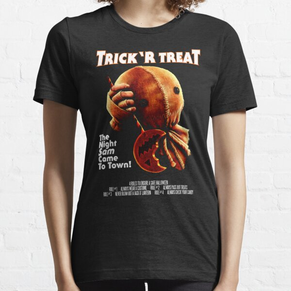 Trick 'r Treat Halloween Mashup T-Shirt Essential T-Shirt
