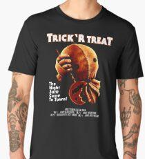 Trick 'r Treat Halloween Mashup T-Shirt Men's Premium T-Shirt