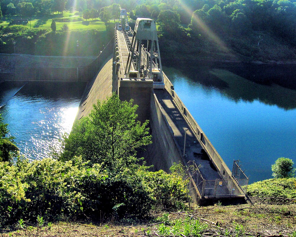 Conemaugh Dam by Lyndsay81