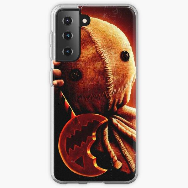 Trick 'r Treat Halloween Poster Samsung Galaxy Soft Case