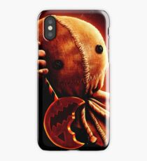 Trick 'r Treat Halloween Poster iPhone Case/Skin
