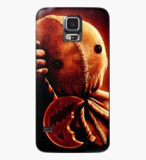 Trick 'r Treat Halloween Poster Case/Skin for Samsung Galaxy