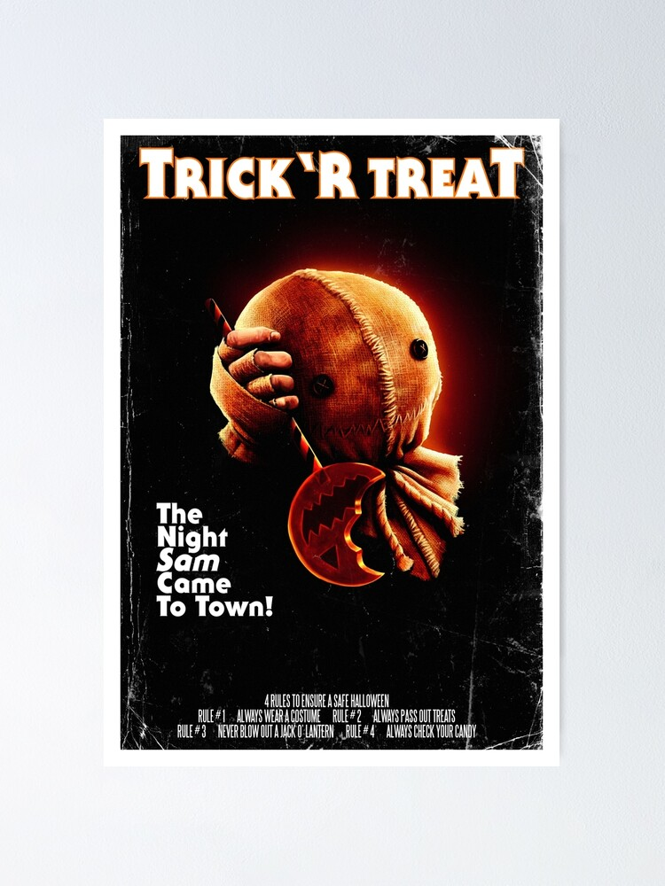Alternate view of Trick 'r Treat Halloween Poster Poster
