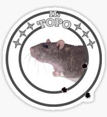 IL TOPO - Public Enemy #1 Sticker