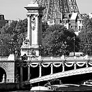 Late Summer in Paris by Alex Cassels