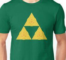 Celtic Triforce Unisex T-Shirt