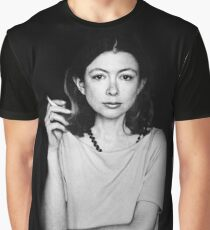 Joan Didion Graphic T-Shirt