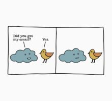 Cloud vs Bird