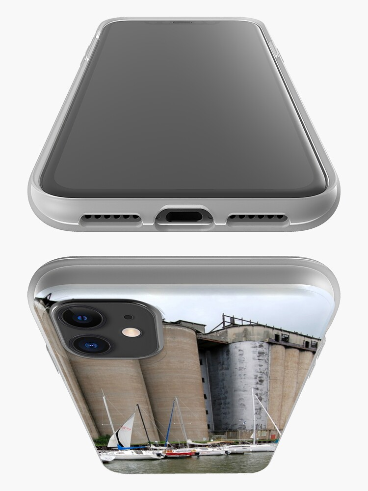 Alternate view of Buffalo Grain for Sail iPhone Case & Cover