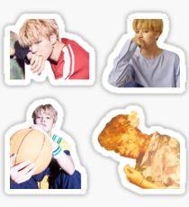 BTS LOVE YOURSELF JIMIN Sticker