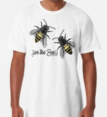 Save the Bee's Long T-Shirt