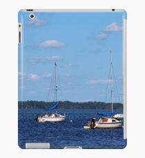 Summer On The Lake iPad Case/Skin