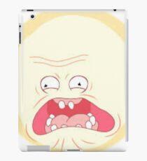 Screaming Sun Rick and Morty iPad Case/Skin