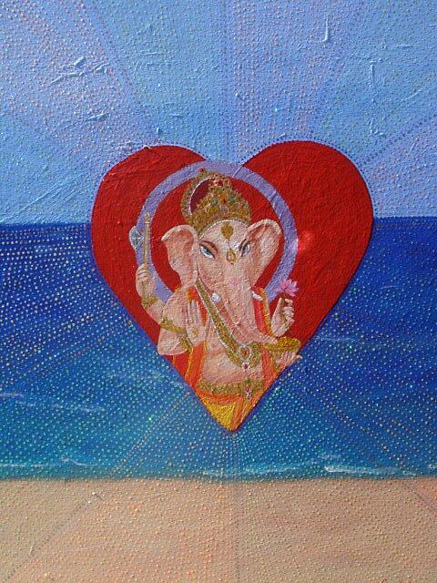 Ganesha by shrimji
