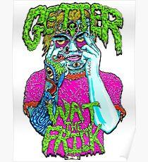 Getter Freak Poster