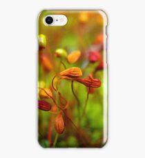 Bonfire Moss iPhone Case/Skin