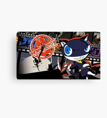 Morgana All Out Attack Canvas Print