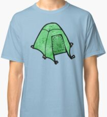 cartoon tent Classic T-Shirt