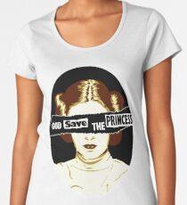 God Save the Princess Women's Premium T-Shirt