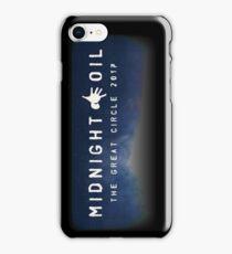 midnight oil iPhone Case/Skin