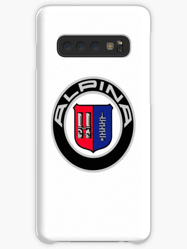 Alpina Classic Car Logos Cases Skins For Samsung Galaxy By
